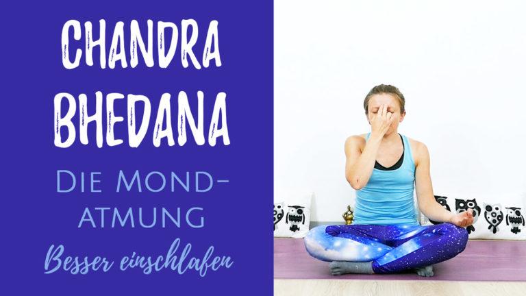 Chandra Bhedana - die Mondatmung