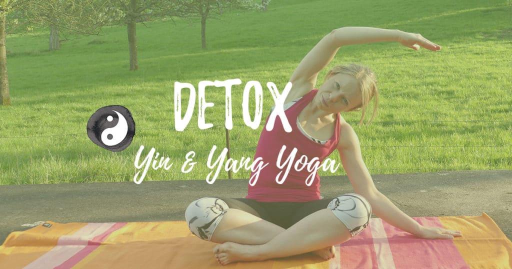 Detox Yin & Yang Yoga