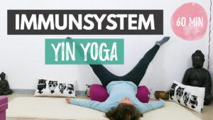 Yin Yoga für das Immunsystem