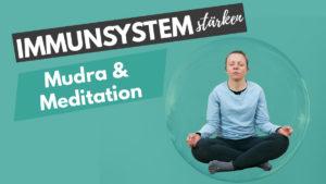Immunsystem stärken mit Mudra & Meditation - Bhramara Mudra