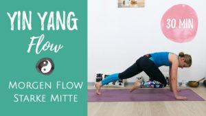 Yin & Yang Detox Flow - Kraft aus der Mitte