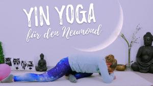 Yin Yoga für den Neumond