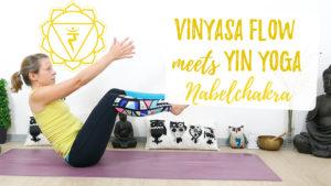Vinyasa meets Yin Yoga Nabelchakra