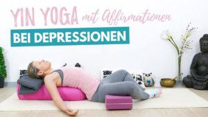 Yin Yoga bei Depressionen