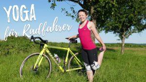 Yoga für Radfahrer - Dehnen nach dem Rad fahren