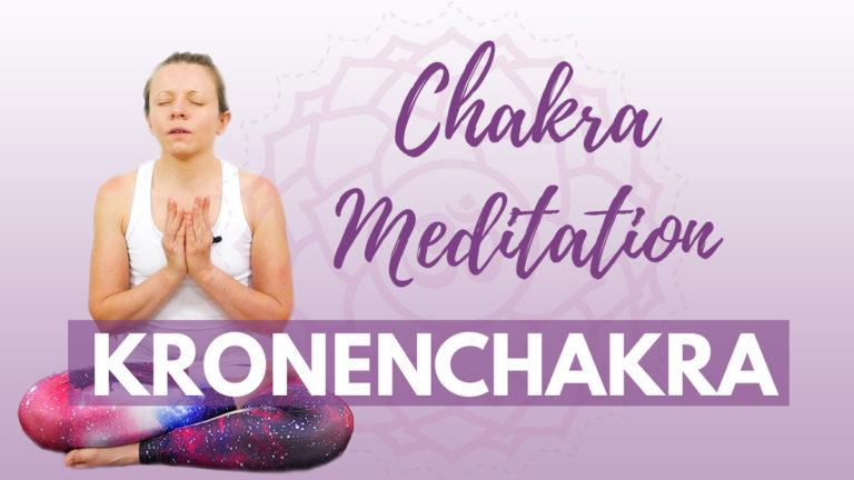 Meditation für das Kronenchakra - Sahasrara