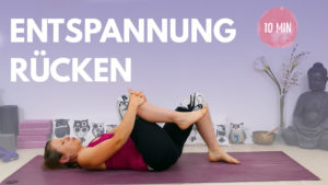 10 Minuten Yoga bei Schmerzen im unteren Rücken