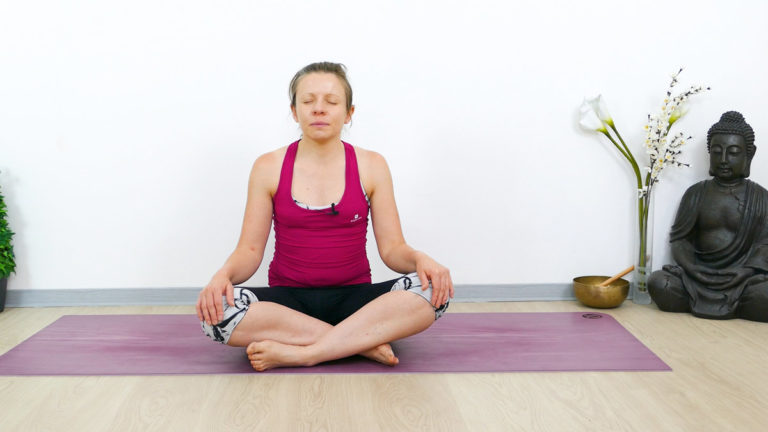 Meditation zur Einstimmung in die Yogapraxis