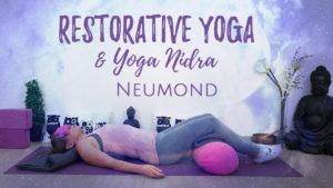 Restorative Yoga und Yoga Nidra für den Neumond