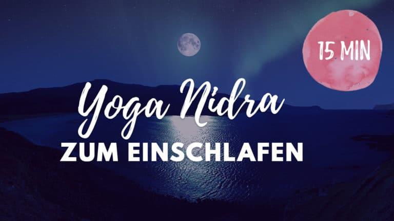 Yoga Nidra zum Einschlafen