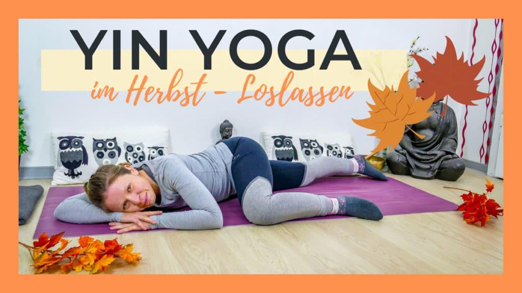 Yin Yoga Herbst | Loslassen & Abwehr stärken | Element Metall