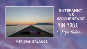Yin Yoga & Yoga Nidra Meridian Balance