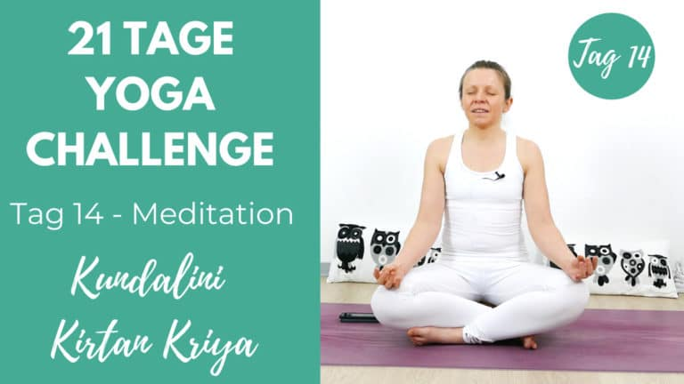 Kundalini Kirtan Kriya | 21 Tage Yoga Challenge