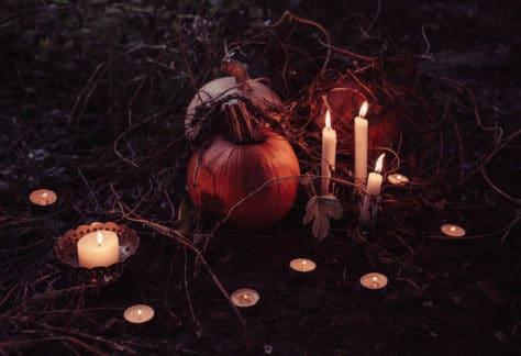 Jahreskreisfest Samhain: Halloween