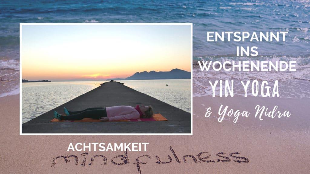 Yin Yoga Nidra Achtsamkeit