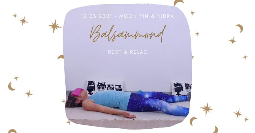 ive Moon & Nidra Balsammond