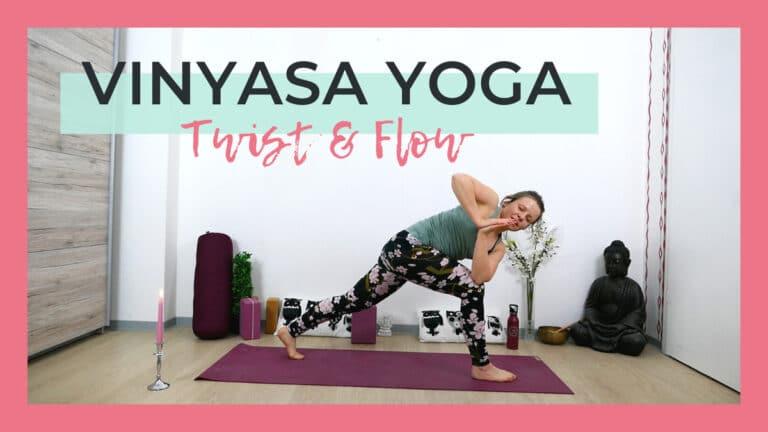 Vinyasa Yoga Detox Twist & Flow