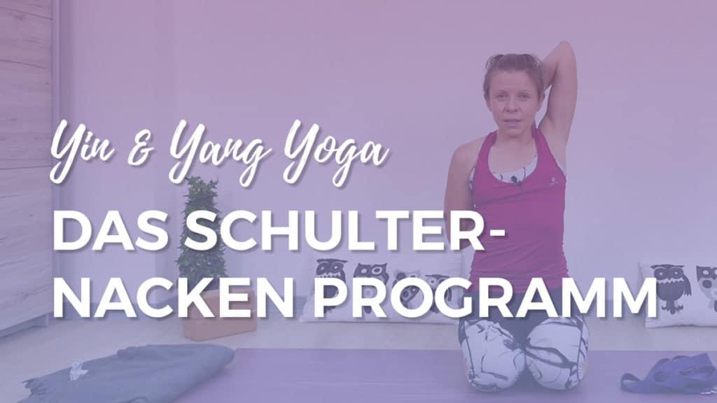 Das Schulter & Nacken Programm