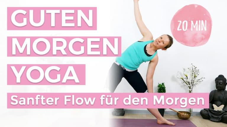 Sanfter Hatha Yoga Flow für den Morgen
