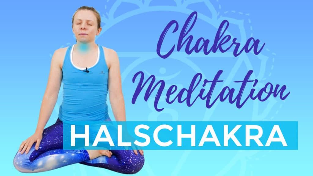 Meditation für das Halschakra – Vishudda