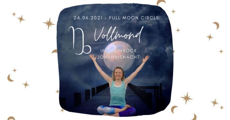 Full Moon Live Yin & Yang Yoga: Vollmond im Schützen