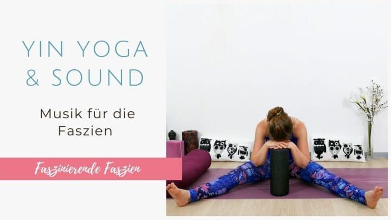 Yin Yoga & Sound - Chakra Balance