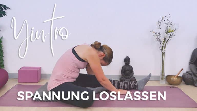 Yintro 1: Yin Yoga - innere und äußere Spannung loslassen