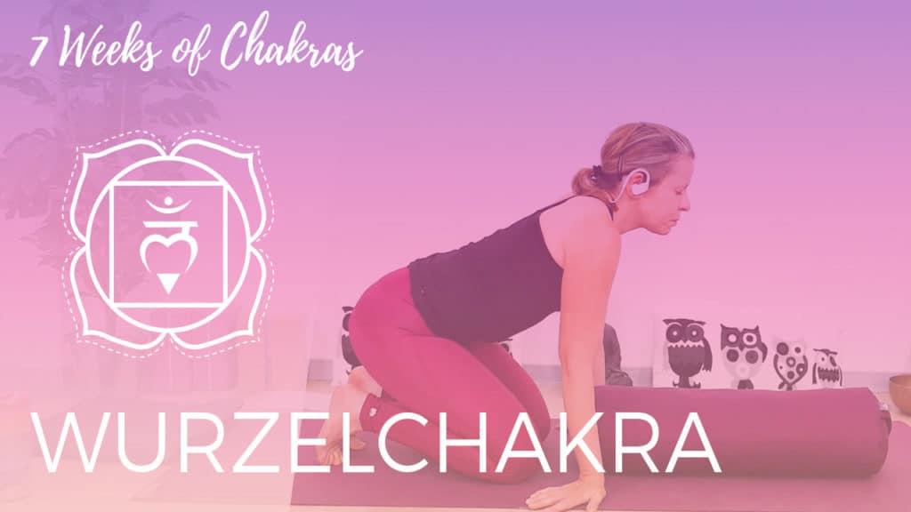 Yin Yoga für das Wurzelchakra | 7 Weeks of Chakras