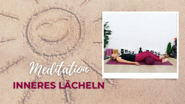 Meditation inneres Lächeln