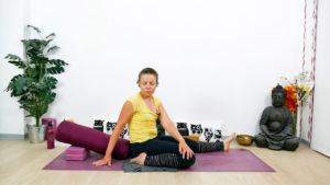 Yin Yoga Element Erde: zur Mitte finden