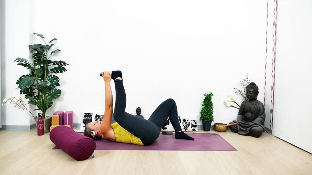 Yin Yoga Spätsommer Balance