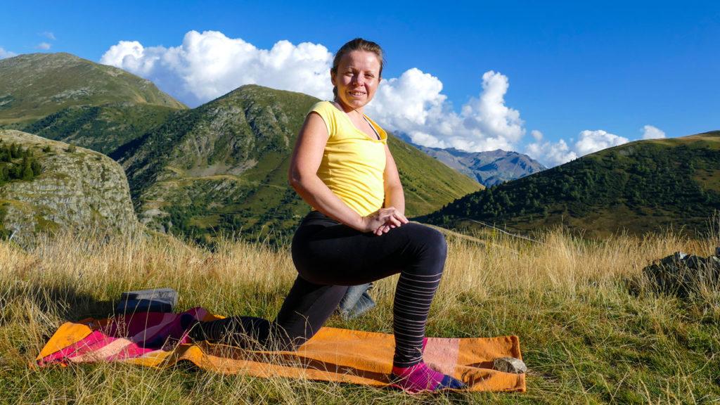 Yin Yoga für Milz & Magen Meridiane