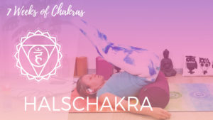 Yin yoga für das Halschakra, Vishudda