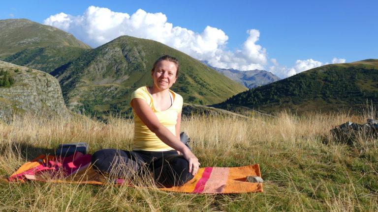 Yin Yoga Twist - zur Mitte finden